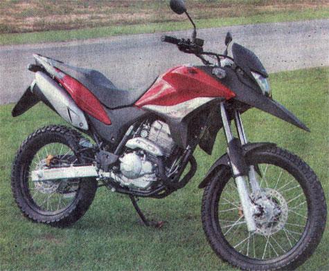 Nova Honda XRE 300 2009