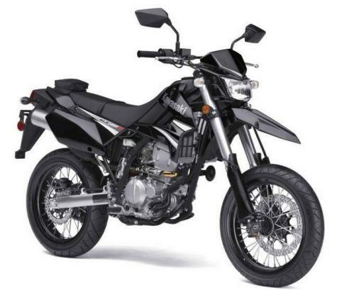 Kawasaki KLX 250 SF - Supermotard