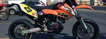 KTM 690 SMC 2010