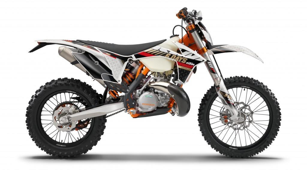KTM 125 EXC SIX DAYS 2013