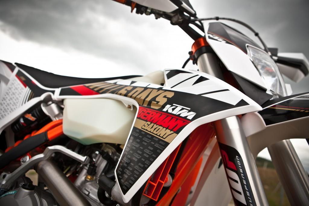 KTM 250 EXC-F SIX DAYS 2013