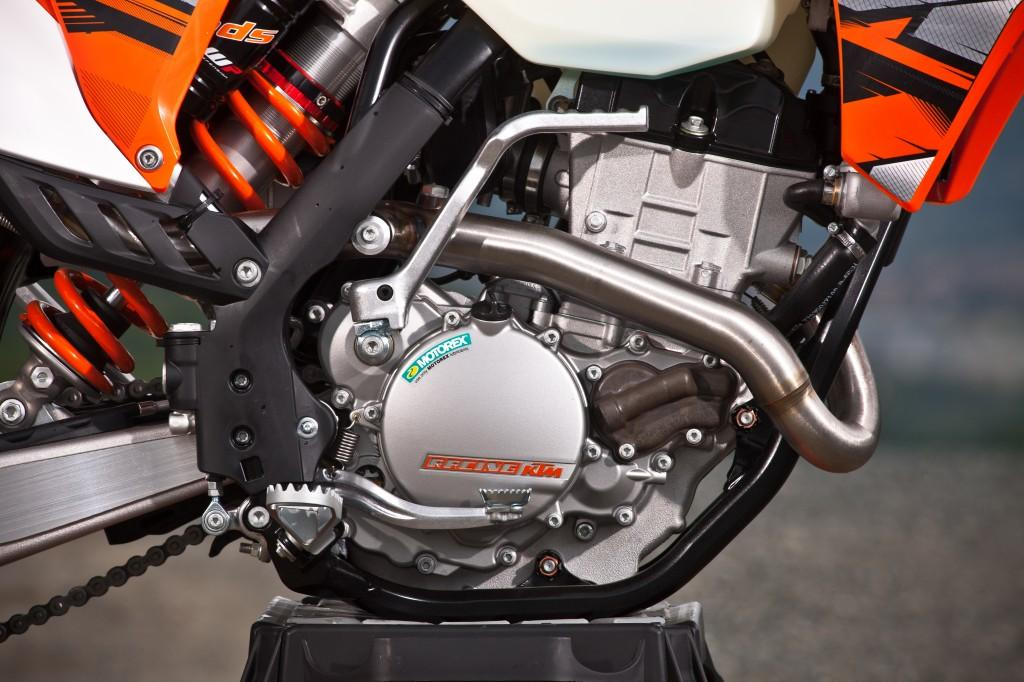 KTM 250 EXC-F 2013