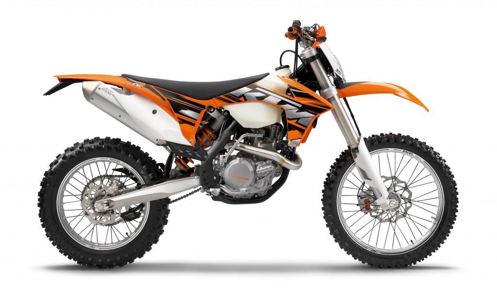KTM 450 EXC 2013