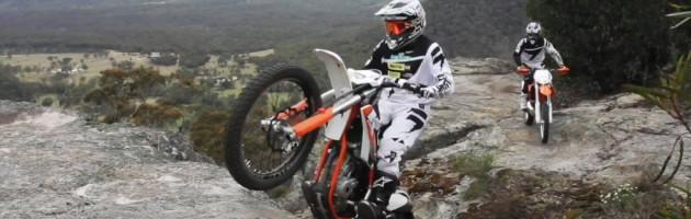 Vídeo Trilha | Riding the High, Filme com as Motos KTM 300EXC e Freeride 350