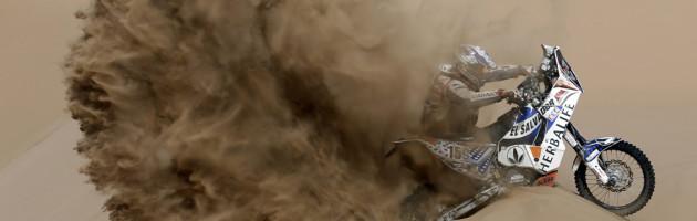 Rally Dakar | Melhores Fotos das Motos no Dakar 2013