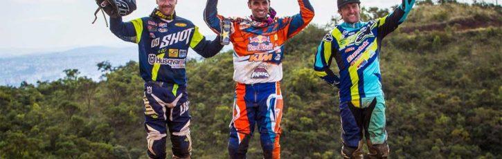 Minas Riders | Alfredo Gomes Vence Enduro Extremo no Brasil